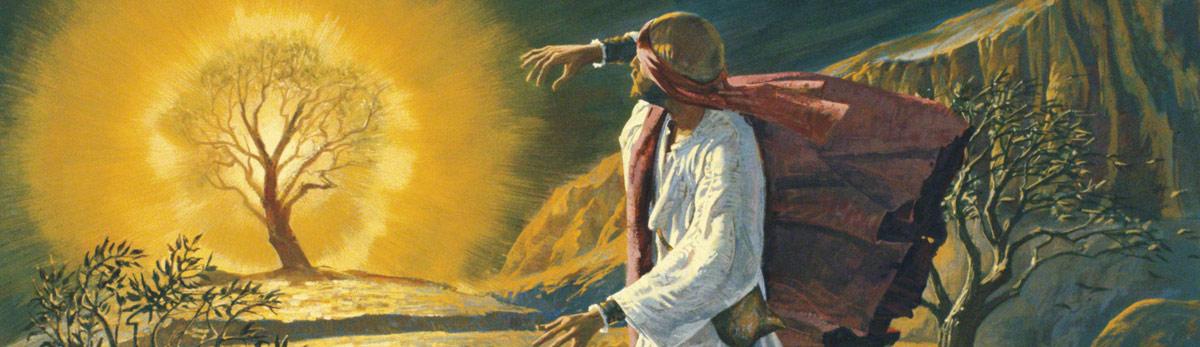Moses, a Prophet of God